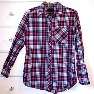 XS flannel
